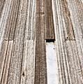Wooden Panels by Tom Gowanlock