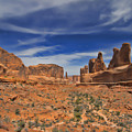 Arches National Park by Mark Smith