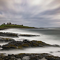 Dunstanburgh Castle by David Pringle