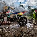 Enduro Race  by Srdjan Petrovic