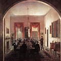 Jlm-1820-henry Sargent-the Dinner Party 782x1024 Henry Sargent by Eloisa Mannion