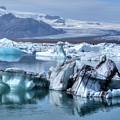 Jokulsarlon - Iceland by Joana Kruse