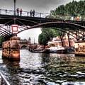 Paris by Yury Bashkin