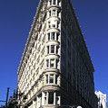 Phelan Building In San Francisco by Carl Purcell