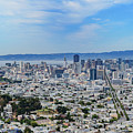 San Francisco Skyline  by Cityscape Photography