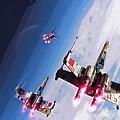 Star Wars Episode 5 Art by Larry Jones