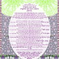 Sukkot-ushpizin Prayer- The Hosts... by Sandrine Kespi