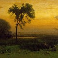 Sunrise by George Inness