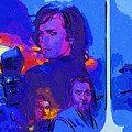 Trilogy Star Wars Art by Larry Jones