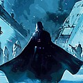 Video Star Wars Poster by Larry Jones