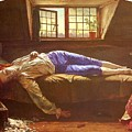 Wallis Henry The Death Of Chatterton Henry Wallis by Eloisa Mannion