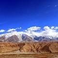 Xinjiang Province China by Paul James Bannerman
