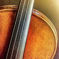 133 .1841 Violin By Jean Baptiste Vuillaume by M K Miller