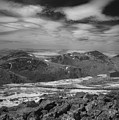 135764 Presidential Range Nh Infrared by Ed Cooper Photography