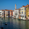 1399 Venice Grand Canal by Steve Sturgill