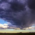 Afternoon Nebraska Thunderstorm by NebraskaSC