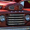 Classic Ford Pickup by Dean Ferreira