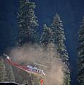 Climber Rescue Operation In Yosemite by Nano Calvo