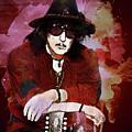 Deep Purple. Ritchie Blackmore. by Lilia Kosvintseva