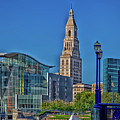 Downtown Hartford by Mountain Dreams