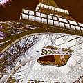 Eiffel Tower by LS Photography