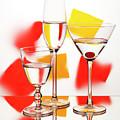 Glass by Matild Balogh