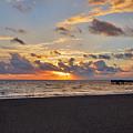 14- Juno Beach Pier by Joseph Keane