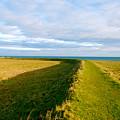 Lindisfarne Castle by Kayme Clark