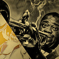 Louis Armstrong Collection by Marvin Blaine