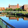 Lowell, Massachusetts by Denis Tangney Jr