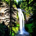 Salt Creek Falls by Angus Hooper Iii