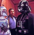 Star Wars Episode 1 Poster by Larry Jones