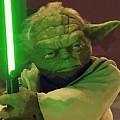 Star Wars Movie Poster by Larry Jones
