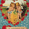 Valentines Day Card by Granger