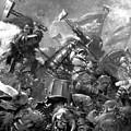 Warhammer by Mery Moon
