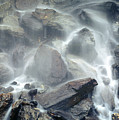 146101 Base Of Brival Veil Falls Nc by Ed Cooper Photography