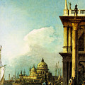 Canaletto by PixBreak Art