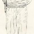 George Patton by Dennis Larson