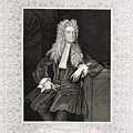 Isaac Newton, English Polymath by Science Source