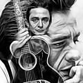 Johnny Cash Collection by Marvin Blaine