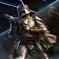 Movies Star Wars Art by Larry Jones