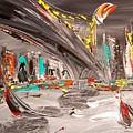 New York by Mark Kazav