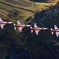 Patrouille Suisse by Angel  Tarantella