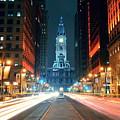 Philadelphia Street by Songquan Deng