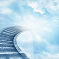 Stairway To Heaven 5 by Les Cunliffe
