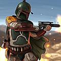 Star Wars The Art by Larry Jones