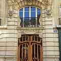 151 Rue De Grenelle Paris by Louise Heusinkveld