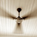 Spinning Porch Fan by John Myers