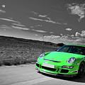 15876 Porsche by Mery Moon