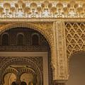 Alcazar Of Seville - Seville Spain by Jon Berghoff